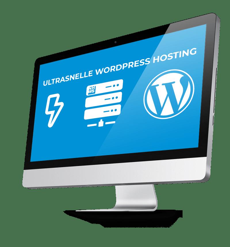 Snelle WordPress Hosting, NHWS!