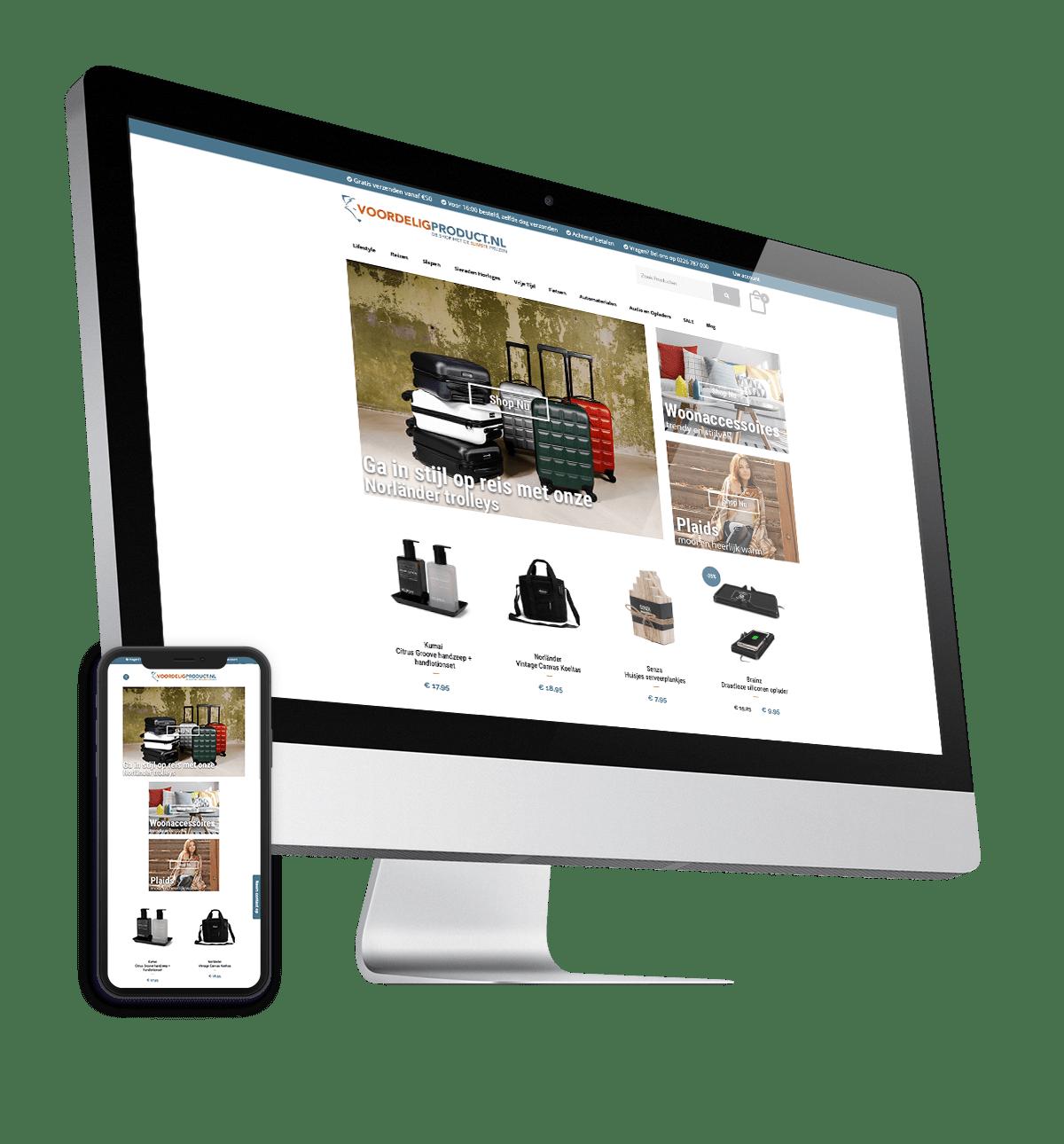 NHWS maakt de webshop van Voordeligproduct.nl